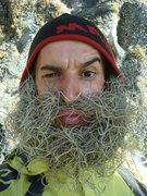 Rock Climbing Photo: Me, myself and i.