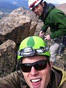 Rock Climbing Photo: Summit Selfie!