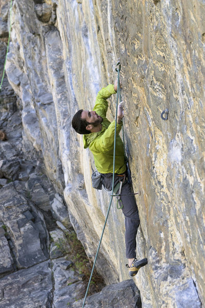Rock Climbing Photo: Chaos