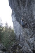 Rock Climbing Photo: Cro-Magnon 12d