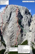Rock Climbing Photo: Pared Tiempo