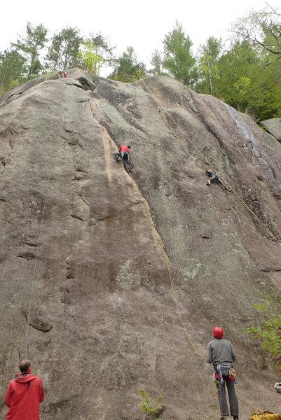 Rock Climbing Photo: M&M
