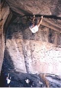 Rock Climbing Photo: On Separate Reality many years ago when I was in M...