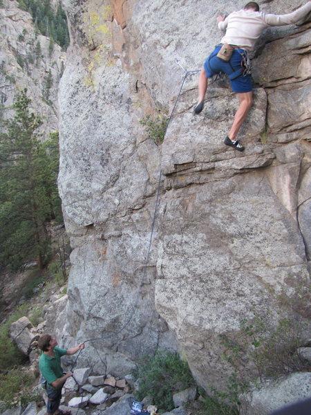Boulder Canyon Nastiness