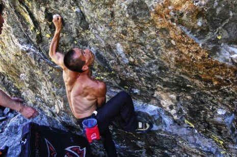 Free For All Bouldering