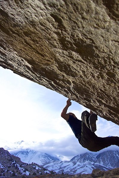 Rock Climbing Photo: Kevin Yoon