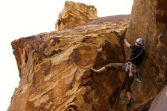 Rock Climbing Photo: Ryan Leigh.