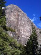 Rock Climbing Photo: Rediscovery Dome, Bowman Lake, CA.