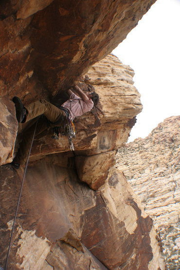 Rock Climbing Photo: Joshua Gale