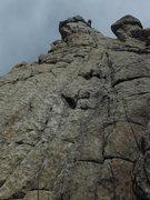 Rock Climbing Photo: bigawk