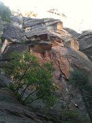 Rock Climbing Photo: Day 2 on El Machete