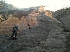Rock Climbing Photo: El Machete