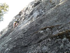 mount shana climbing