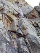 Rock Climbing Photo: Green Spur