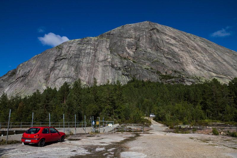 haegfjell south face