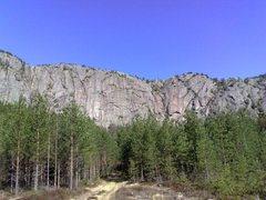 Rock Climbing Photo: baremlandsfjell, close to nisser lake, 3-5 pitches...