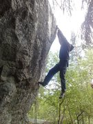Rock Climbing Photo: another nice and easy boulder