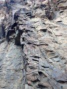 Rock Climbing Photo: Classic rope & rock photo.