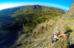 Rock Climbing Photo: devil's castle