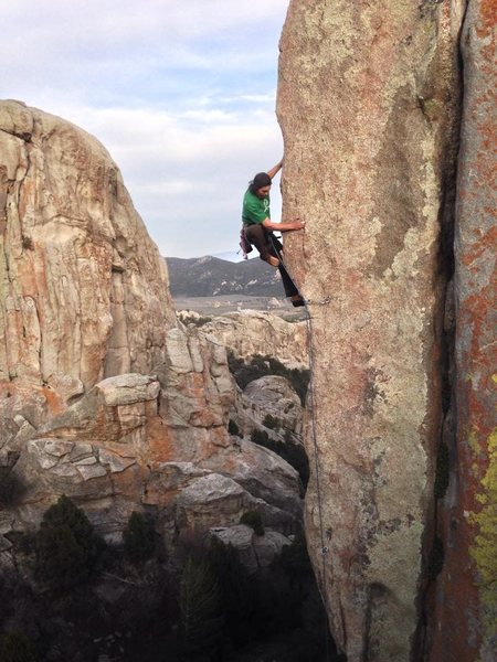Rock Climbing Photo: cairo