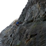 Rock Climbing Photo: The Cross.