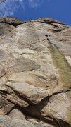Rock Climbing Photo: Ben Dover.