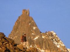 Rock Climbing Photo: Cuernos del Diablo