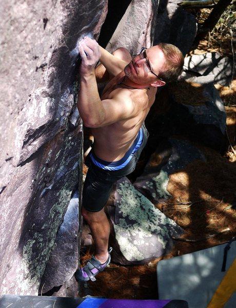 Flux boulder classic, Devils Lake