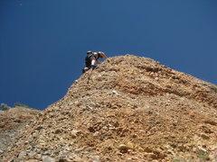 Rock Climbing Photo: Orient Express.