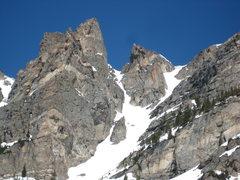 Rock Climbing Photo: DT 4