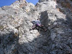 Rock Climbing Photo: Grapefruit