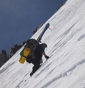 Rock Climbing Photo: Sierra Ski Traverse
