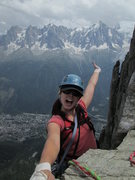Rock Climbing Photo: Chamoniiiiiiiiix!!!!