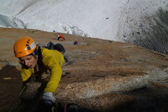 Rock Climbing Photo: it's really hard to express how fun climbing is so...