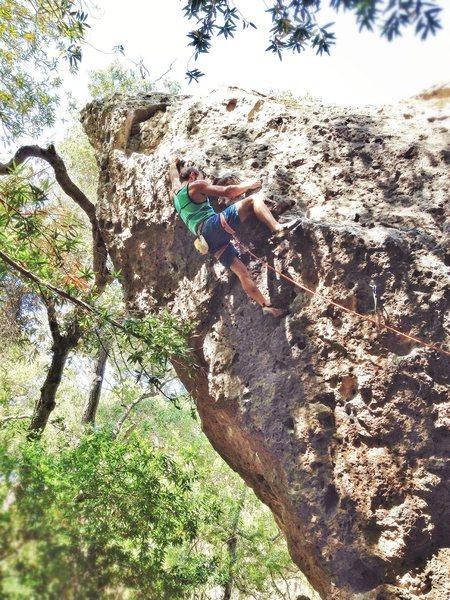 Rock Climbing Photo: Mr. Big