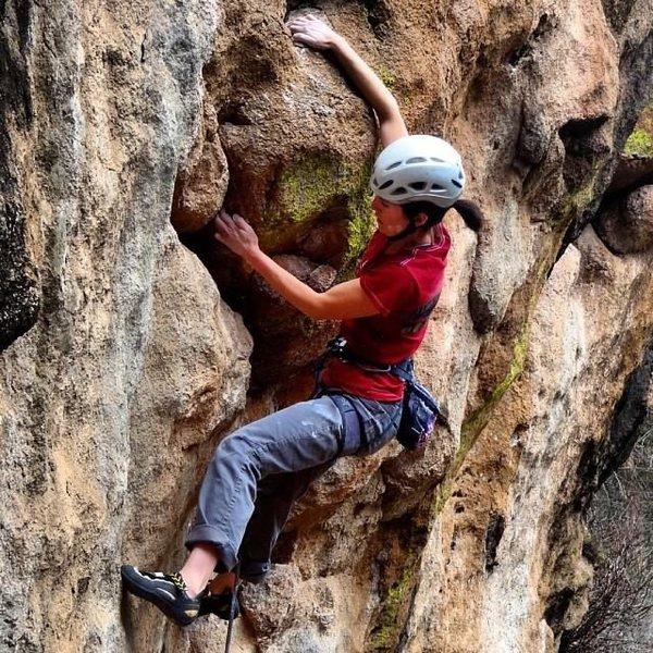 Rock Climbing Photo: Hypnagogic Fritz! May 2014.