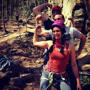 Rock Climbing Photo: Muscles, RRG