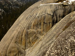 Rock Climbing Photo: View of other rock that surrounds you