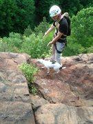 Rock Climbing Photo: Top of White Fandango
