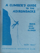 Rock Climbing Photo: Cover, Healy, 1972