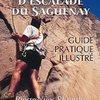 Parois d'escalade du Saguenay<br> By: Pierre-Yves Plourde & François-Xavier Garneau Published by: Les Éditions JCL<br> http://www.jcl.qc.ca/detail_livre/parois-escalade-du-saguenay/<br> <br> http://www.jcl.qc.ca/donnees/livres/364_paroisdescaladesag.jpg<br> <br> ISBN: 978-2-89431-364-0<br> 140 X 216 mm (5,5 X 8,5 po)<br> 434 pages<br> November 2006