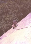 Rock Climbing Photo: Diff Ritchie and the great Will Nealy of early whi...
