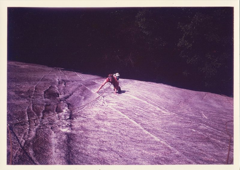 Rock Climbing Photo: Diff Ritchie and Will Nealy on GF