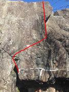Rock Climbing Photo: Alternative Evolution