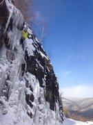 Rock Climbing Photo: North Conway