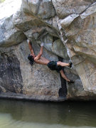 Rock Climbing Photo: Iron Helix three.