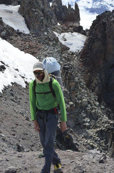 Rock Climbing Photo: Rainier