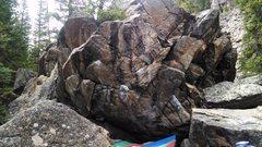 Rock Climbing Photo: South Face Rock.
