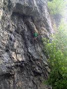 Rock Climbing Photo: fun lower sequences