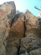 Rock Climbing Photo: Ross F on TR